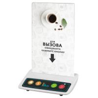 iBells 317 - кнопка вызова официанта и оценки качества обслуживания