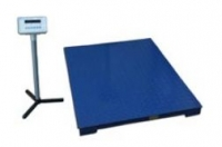 Весы платформенные ВСП4-1000 А 1500х1500 с АКБ