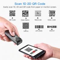 Беспроводной мини сканер штрих-кодов Eyoyo EY-015