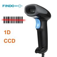 Сканер штрих-кодов Findo H1 1D CCD