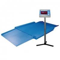 Весы пандусные ВСП4-1000 Н 1250х1000 с АКБ