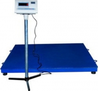 Весы платформенные ВСП4-2000 А 1250х1250 с АКБ