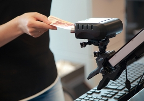 Автоматический детектор банкнот Moniron Mobile