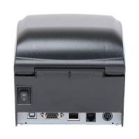 Принтер этикеток POScenter PC-80USE, термо, 203dpi, USB, Ethernet, RS232, черный