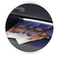 """Универсальный просмотровый детектор банкнот Cassida 2300 LA """"Антистокс"""""""