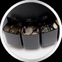 Счетчик монет Cassida С100