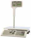 Весы торговые M-ER 326ACPX-32.5 с АКБ (стойка) LCD