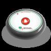 Беспроводная кнопка вызова медсестры Y-V1