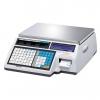 Весы с печатью этикетки CAS CL-5000J-15IB