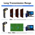 Беспроводной 2D сканер штрих-кодов Holyhah A30D