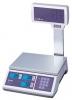 Весы электронные торговые CAS ER JR-6CBU