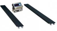 Весы балочные МИДЛ МП 2000 ВЕДА Ф-1 (1000; 1200х120х45мм) индикатор нержавейка